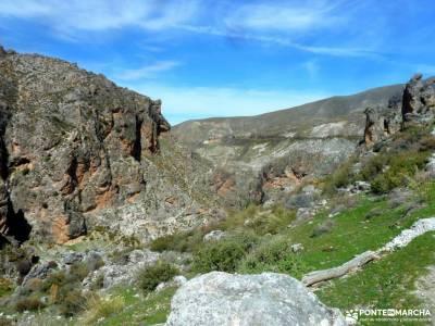 Alpujarra Granadina-Viaje Semana Santa;viajes a la isla de la palma escapada en navidad senderistas
